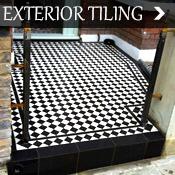 Exterior tiling